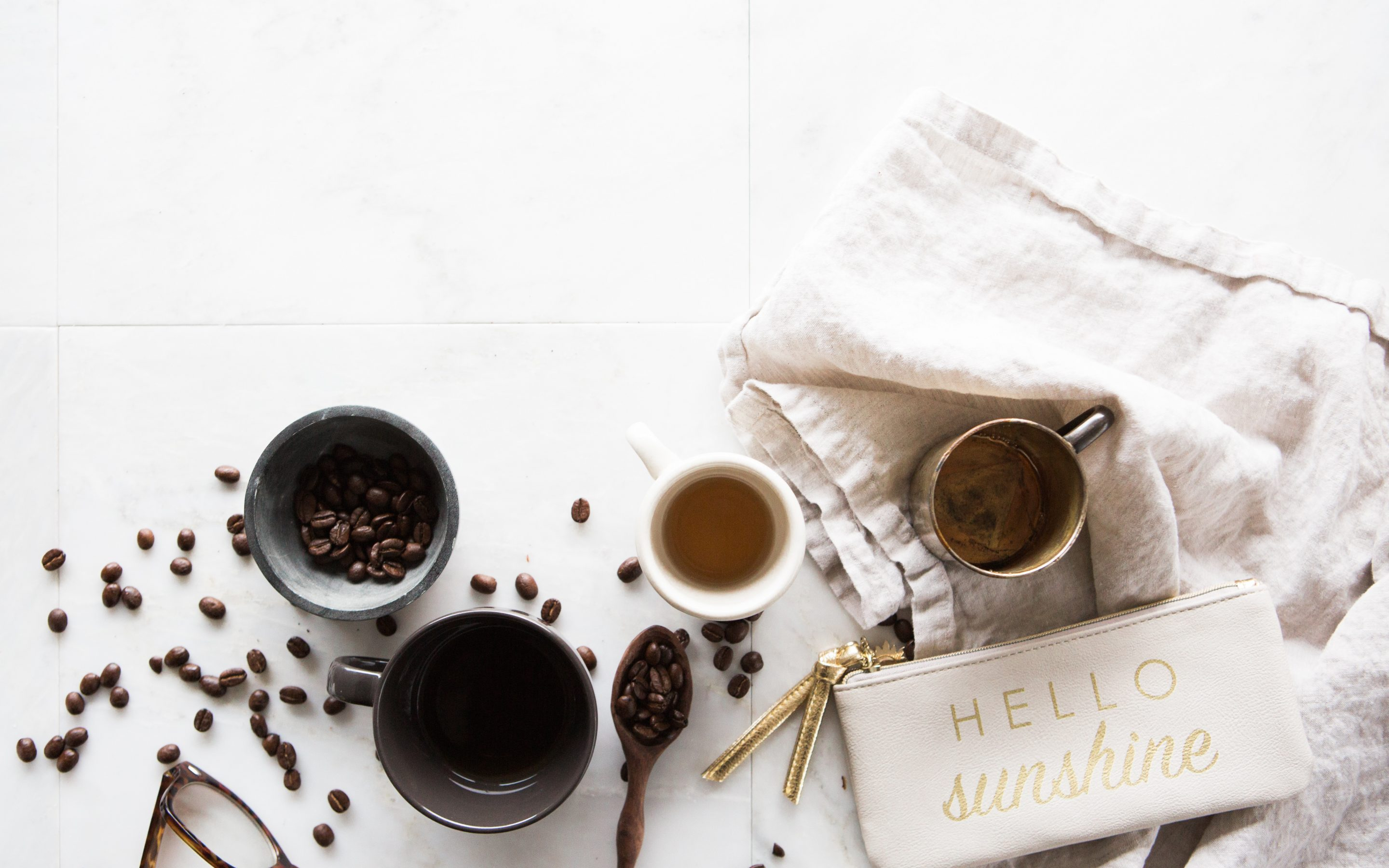 Scrub up:  The benefits of coffee scrubbing!