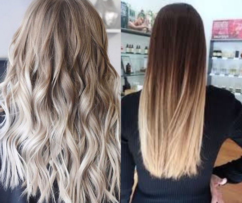Ombre Vs. Balayage: What exactly is the Difference?